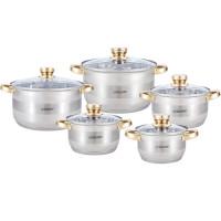 Набор посуды Maestro MR 2206-10 (new)