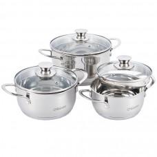 Набор посуды Maestro MR 3510-6L